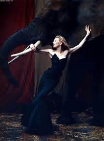 Cate Blanchett Harper's Bazaar