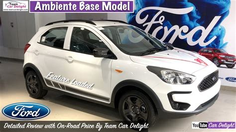 Ford Freestyle Reviews by Ford Freestyle Ambiente Base Model Detailed Review With On