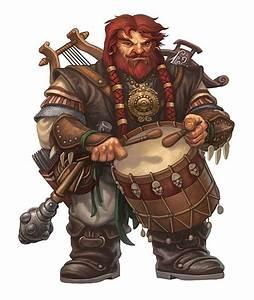 dwarven bard   D&D: Character Portraits   Pinterest ...