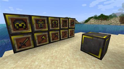 Netherite Gold Minecraft Texture Pack