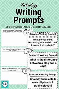 creative writing ideas for elementary