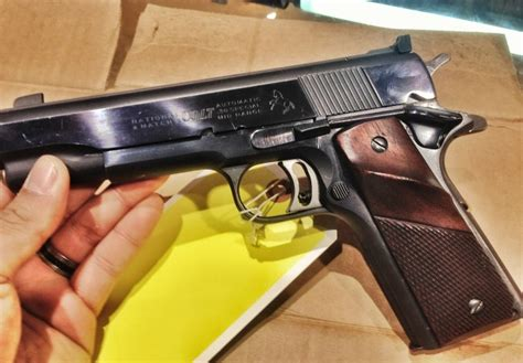 .38 Special Colt 1911 -the Firearm Blog