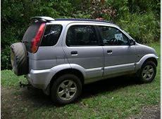 Daihatsu Terios Sx 4x4 Car Interior Design