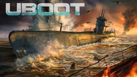 U Boat Game by Take A Dive In The Ww2 Submarine Simulator Uboot Cliqist