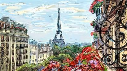 Wallpapers French Paintings Cave Paris Desktop