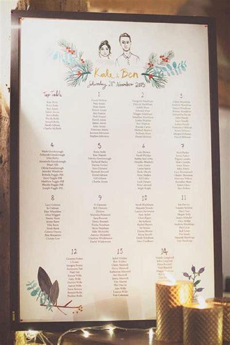 wedding table plan ideas dream occasions