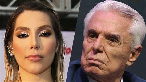 Frida Sofía acusa a su abuelo, Enrique Guzmán, de abusar ...