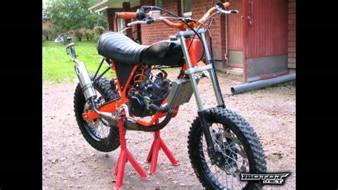 moped tuning motot net finnish old moped tuning tunturi helkama youtube
