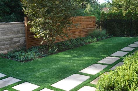 Backyard Grass by Pavers With Grass In Between Designs Pavers With