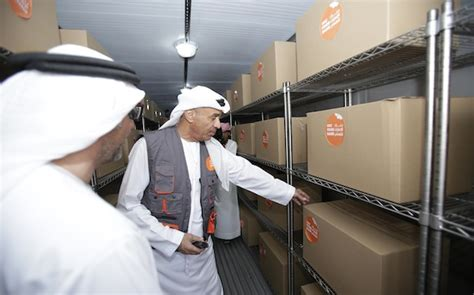 Uae's First Food Bank Opens In Dubai