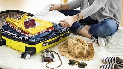 Travel Bag Packing Suitcase Preparing Ultralight Minimalist