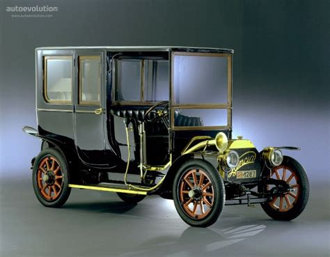 1907 Lancia Alpha. This Is The First Ever Car Made By
