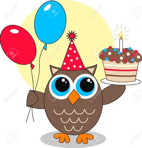Eule Clipart Geburtstag
