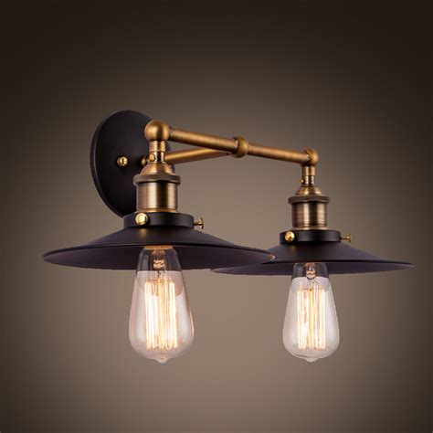 Vintage Wall Light Fixtures  Add A Touch Of The 70's Or