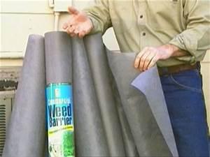 Geotextile Sous Gravier : fabriquer un patio comment construire un patio ~ Premium-room.com Idées de Décoration