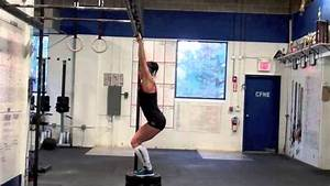 Jumping Pull Up Standards