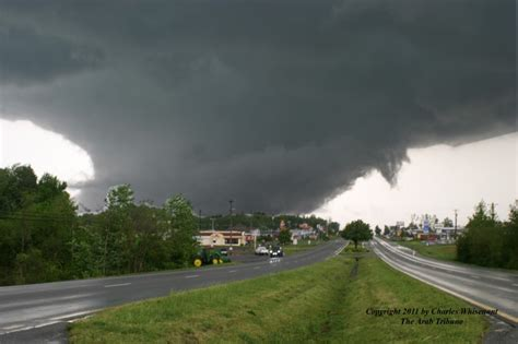 Your Top 4 Questions About Tornadoes
