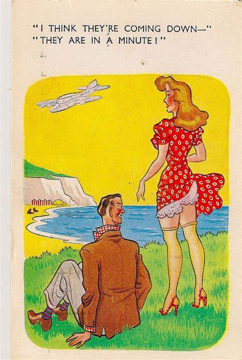 1952 Comic Postcard from Elsie | Miss Winnie Miller 38 ...