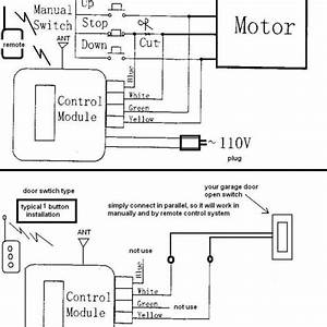 Wiring Diagram For Genie Garage Door Opener