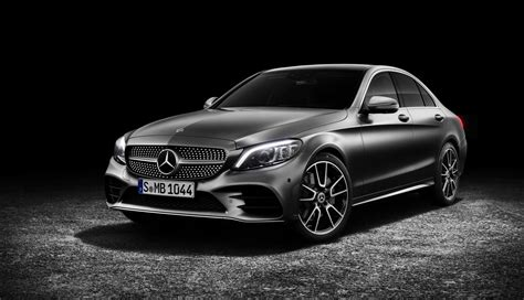 2019 Mercedesbenz Cclass Gets A Facelift And More Power