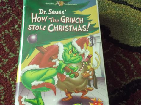 Dr Seuss How The Grinch Stole Christmas Reviews In Dvd
