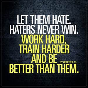 Gym Quotes - ge... Workout Haters Quotes