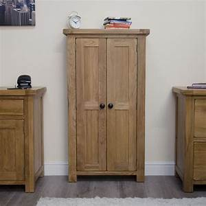 Original Rustic CD DVD Storage Cabinet Bookcase Unit Solid