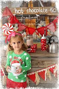 Hot Chocolate Stand Christmas & Holiday Mini Sessions | { fp } My Work - Themed & Styled Mini ...