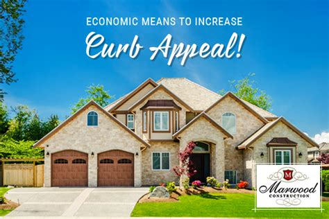 5 Economical Means For Increasing Curb Appeal Marwood