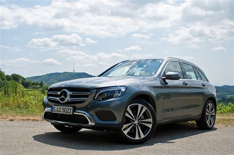 2016 Mercedes GLC Review - AutoGuide.com