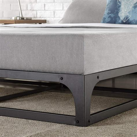 ace  base hinged  modern metal bed frame mellow home