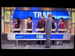 Rude Game Show Contestant on Family Feud | Doovi