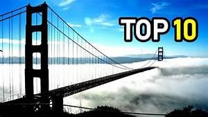 10 Longest Suspension Bridges In The World