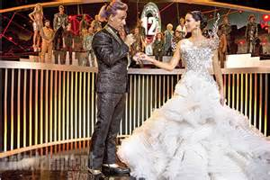 Katniss Wedding Dress Pictures Hunger Games 2013 Pics
