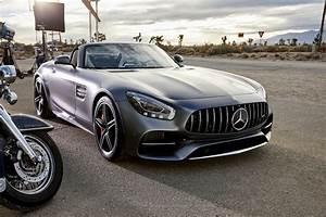 Mercedes Amg Gts : mercedes amg gt roadster stars in super bowl commercial ~ Melissatoandfro.com Idées de Décoration