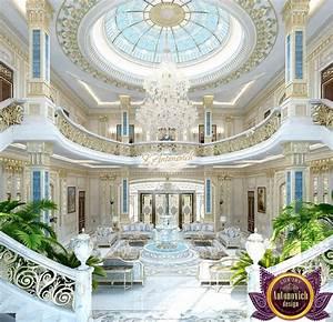 Luxury, Royal, Living, Room, Design