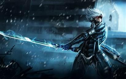 Raiden Gear Metal Rising Widescreen Resolutions 1280