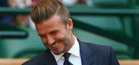 A List Of David Beckhams Most Iconic Hairstyles