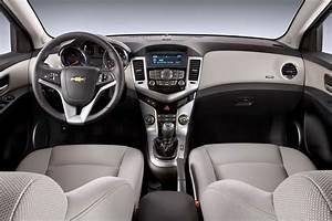 Chevrolet Cruze Eco Interior - BharathAutos - Automobile