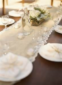 wedding table runners picture of wedding table runner ideas