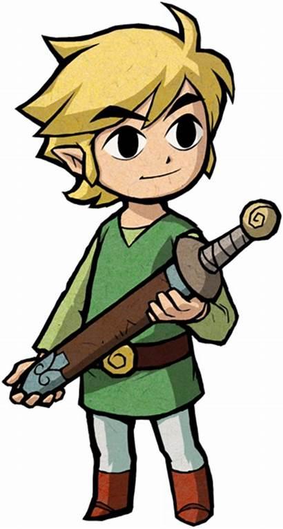 Link Zelda Legend Minish Toon Cap Loz