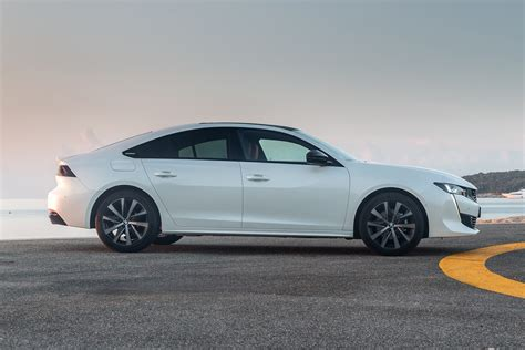 Peugeot 508 Review by Peugeot 508 Fastback Review Parkers