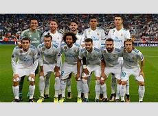Real Madrid Kuasai Nominasi Tim Terbaik FIFA 2017