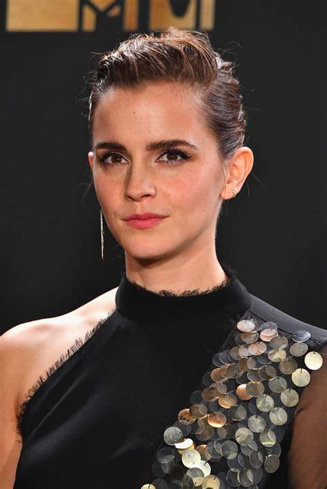 Emma Watson Beauty The Mtv Movie Awards Popsugar