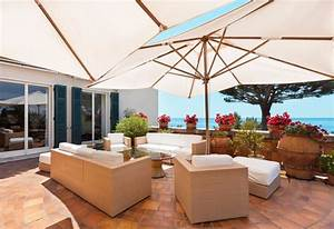 Sonnenschutz Für Terrasse : sonnenschutz f r die terrasse selbst gestalten ~ Markanthonyermac.com Haus und Dekorationen