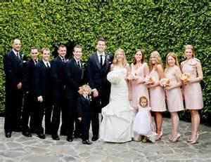 American Wedding Party