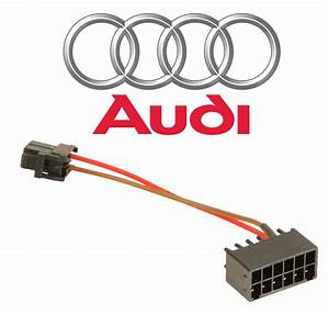 Audi S4 Audi A4 Quattro Headlight Wiring Harness Genuine