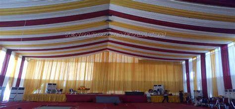 sewa tenda pernikahan murah  medan rzr pro