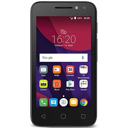 alcatel pixi4 4 like new specs contract deals pay as you go