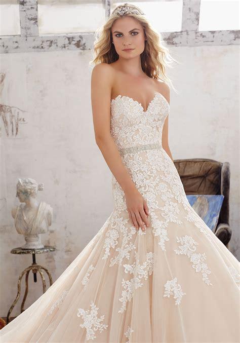 Mackenzie Wedding Dress Style 8101 Morilee